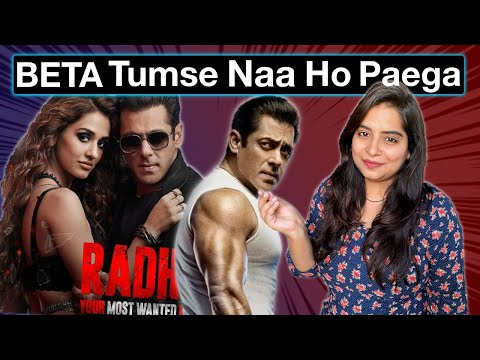 Radhe Movie REVIEW | Deeksha Sharma