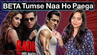Radhe Movie REVIEW   Deeksha Sharma