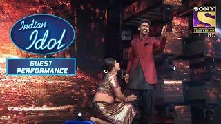 Gutthi ने खीची Contestant की टाँग   Indian Idol   Guest Performance