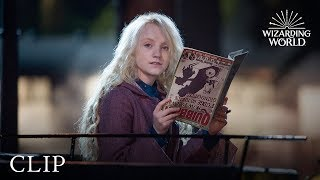 Introducing Luna Lovegood | Harry Potter and the Order of the Phoenix