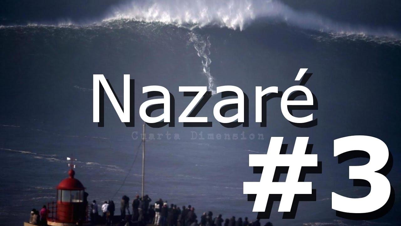 LAS OLAS MAS GRANDES DEL MUNDO JAMAS SURFEADAS | #3 | NAZARE | NUEVA Selección 2020