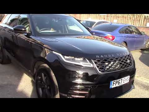 Car Lease UK Video Blog | Range Rover Velar | Car Leasing Deals