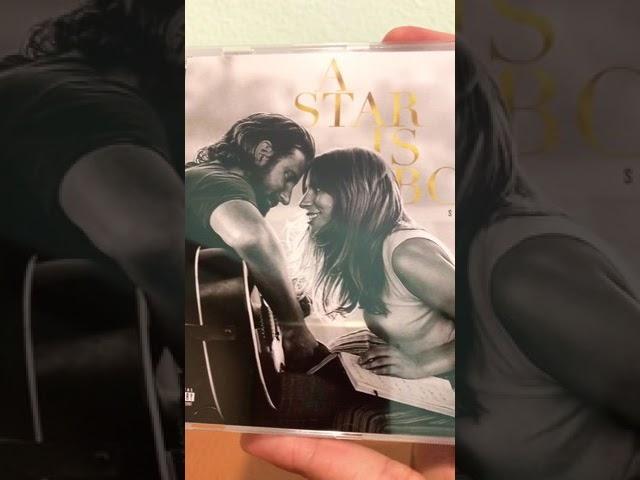 HA NACIDO UNA ESTRELLA - SOUNDTRACK CD - UNBOXING #1