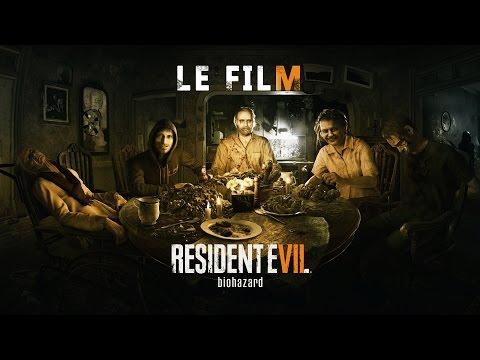 Resident Evil 7 / Le film d'animation complet en francais