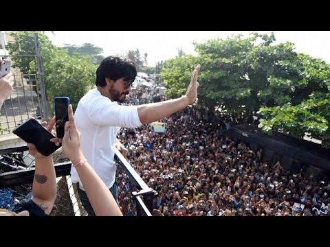 Shahrukh Khan Birthday Celebration 2015