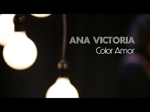 Almohada - Ana Victoria (Color Amor DVD)