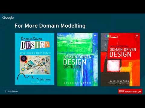 [DevNation Live] Domain Driven Design for Mere Mortals - Justin Holmes