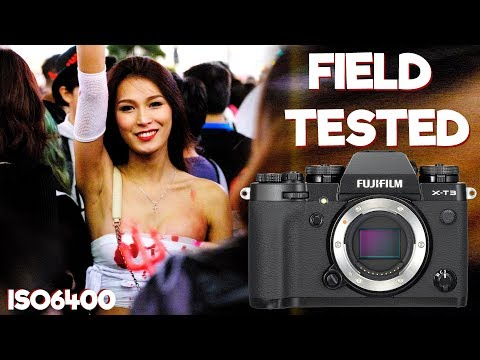 Fujifilm X-T3 - FIELD TESTED - World's Best APSC Camera?