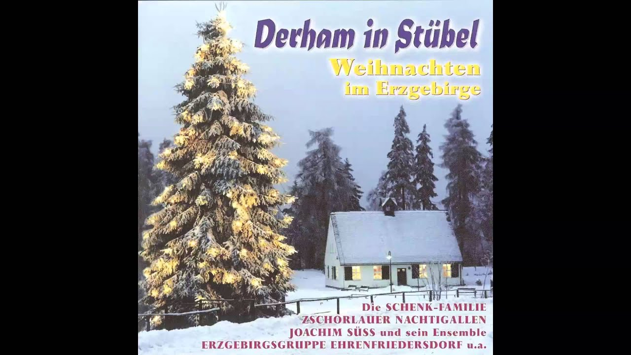 derham in st bel weihnachten im erzgebirge das. Black Bedroom Furniture Sets. Home Design Ideas
