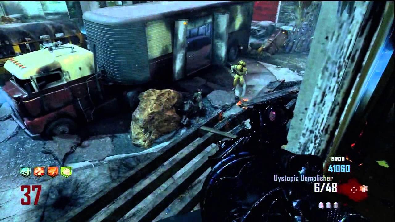 black ops 2 war machine