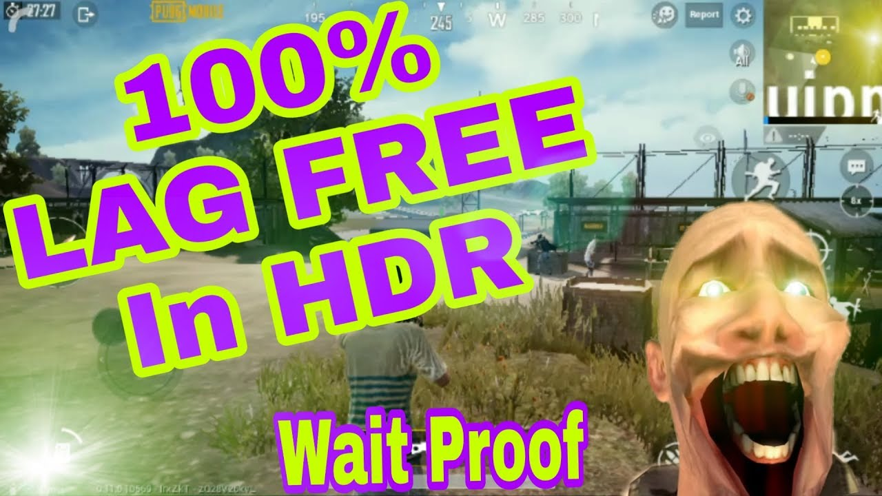 HOW TO FIX LAG IN PUBG MOBILE || 100% LAG FREE IN HDR 1 5 GB RAM TO 4 RAM  MOBILE ||