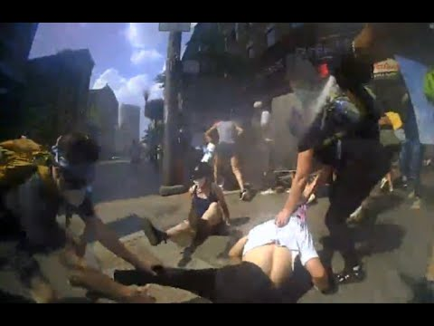 Body Worn Camera Video of Male's Interactions w/CPD - 6/21/20 *WARNING-STRONG LANGUAGE