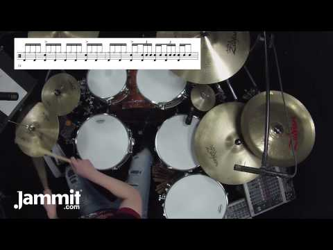 Smoke On The Water - Drum Fills & Applications