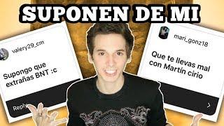 ODIO A MARTIN CIRIO (suponen de mi) - Pablo Agustin
