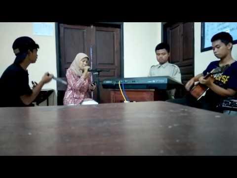 Ari Lasso - Karena Aku Tlah Denganmu Feat Ariel Tatum Cover with Bunda Panji Adam #Elystmart