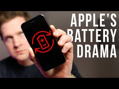 Apple's iPhone Battery Repair Drama is...