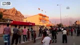 مصر العربية | استمرار المظاهرات في شمال العراق احتجاجا على الأزمة الرئاسية والأوضاع الاقتصادية