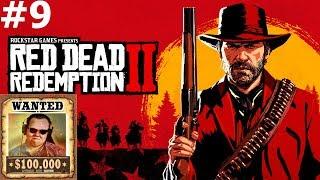 ???? Red Dead Redemption II (PS4 FAT)  — Piu Piu? - Na żywo