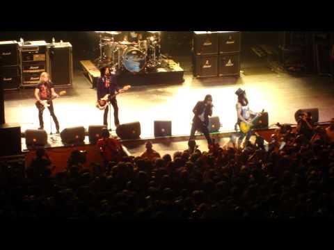 Slash – Nightrain @Coliseu Lisboa