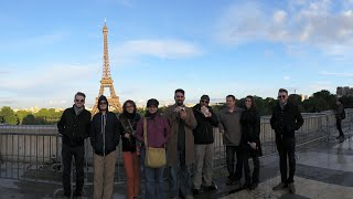 SPC Study Abroad - France Faculty Message: Nicholas Manias