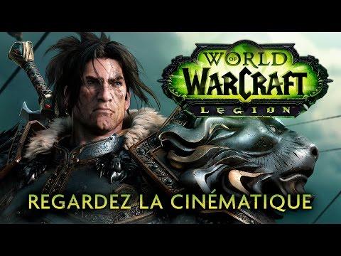 Cinématique d'introduction de World of Warcraft: Legion (FR)
