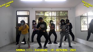 SHINee 샤이니 'Everybody' - Solo Coros K-POP (Dance Cover) #44 …