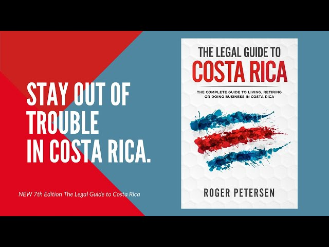 The new edition of The Legal Guide to Costa Rica is available