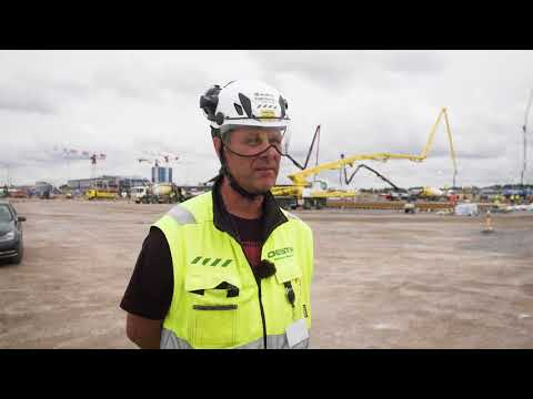 Laatuteko 2017: Jarmo Grön, vastaava työnjohtaja, Destia