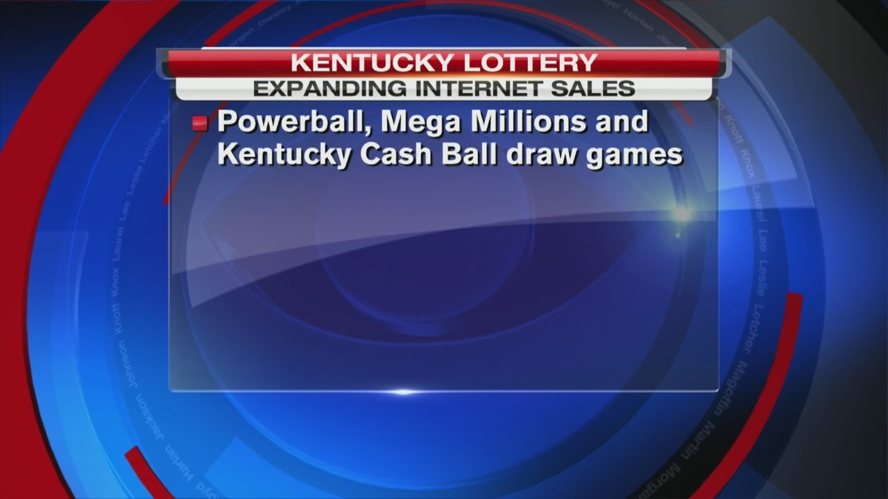 Kentucky Lottery to Expand Sales