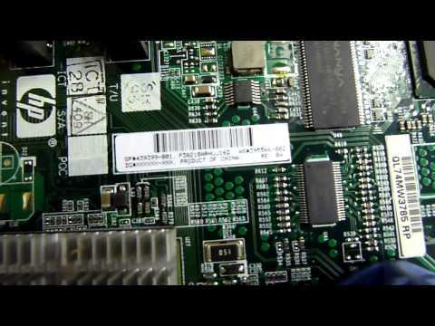 ML350 G5 with quad core cpu