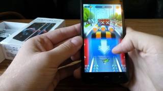 homtom ht16 Обзор  Тест Игр и камеры