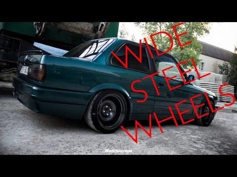 How to Paint Steel Wheels (Steelies). Sandra Step