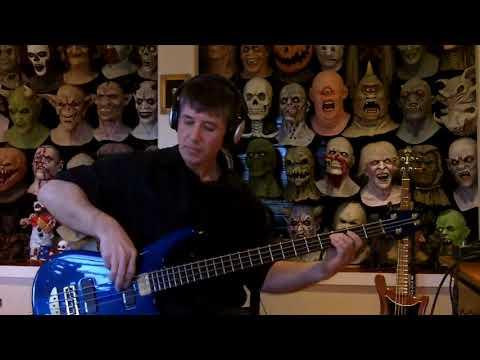 Bark At The Moon Bass Cover