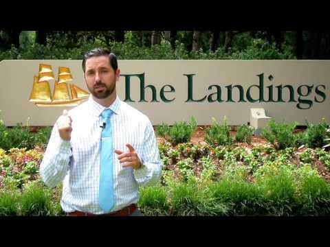 Best Places to Live in Savannah  - The Landings Community on Skidaway Island