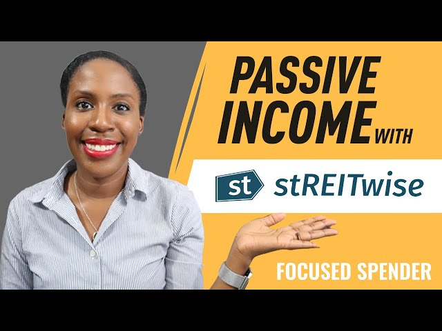 How to Invest in Real Estate and Earn PASSIVE Income using stREITwise - Platform Review