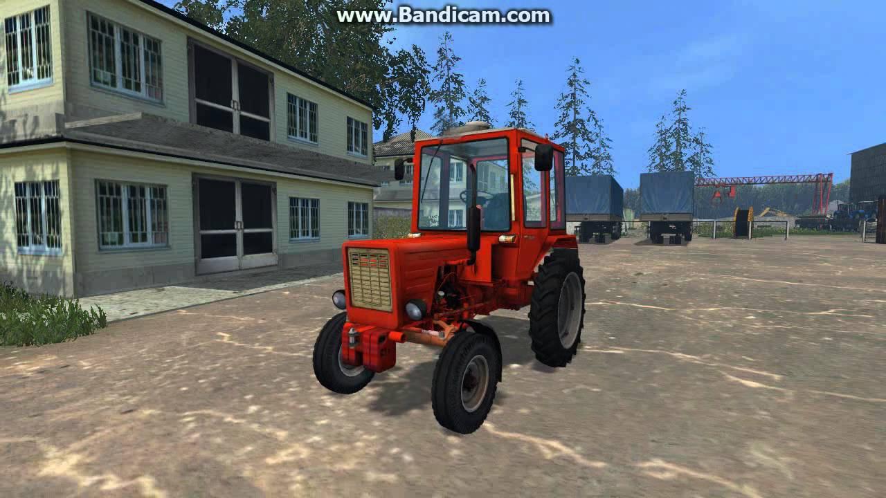 Моды До Farming Simulator 2015 Трактора