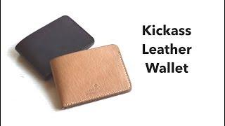 Ultimate Slim Leather Bifold by Godbolé Gear