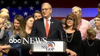 Sen. Kevin Cramer said failure to ban late-term abortions inspired him to run