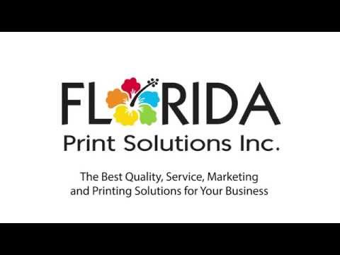 Florida Print Solutions 30 Broadcast Spot REVISED