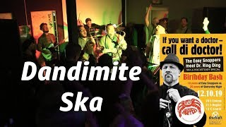 """The Easy Snappers meet Dr. Ring Ding - """"Dandimite Ska"""" (live)"""
