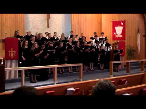 Joy in the Morning - Natalie Sleeth - Gloria Home School Choir Spring 2014