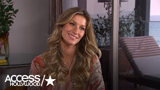 Exclusive: Gisele Bündchen's Daughter Thinks She's A Pop Star | Access Hollywood