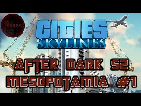 Cities Skylines #1 Mesopotamia