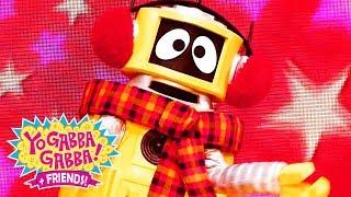 Yo Gabba Gabba! Family Fun - YO GABBA GABBA SUPERSTARS | Kids Songs | DJ LANCE ROCK | BABY SONG