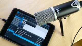 Description: I take a look at the Apogee MiC for Mac and iOS. View ...