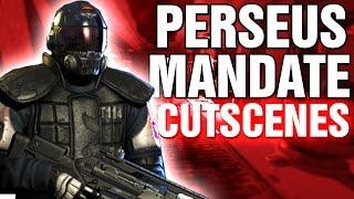 Perseus Mandate Movie All  Cutscenes F.E.A.R.  Ending FEAR Nightmare Scenes
