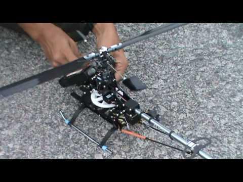 Test fly RC (FlyShop Crew)