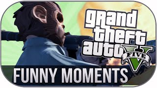 GTA 5 Funny Moments: Daithi & Delirious Coke-Cola Heist, Boat Glitch Fun! (GTA V Online)