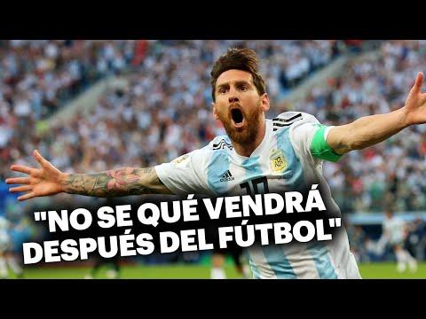 Messi ntimo para Lbero - TyC Sports - Entrevista completa