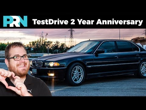 2 Years of TestDrive, Thank You for Your Support!
